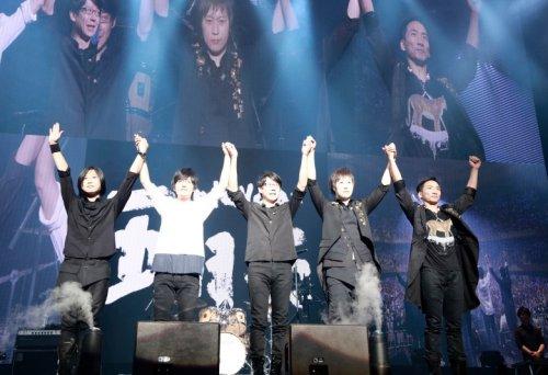 mayday武道館ライブ7