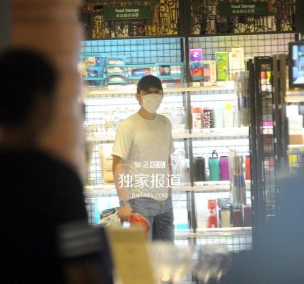 トニーさん@上海シティスーパー4