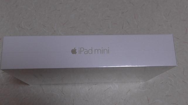 ipad mini4を買ってみたレビュー 01-06-38-367