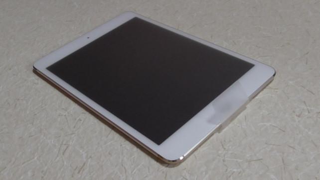 ipad mini4を買ってみたレビュー1 01-07-51-385