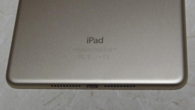 ipad mini4を買ってみたレビュー42-445