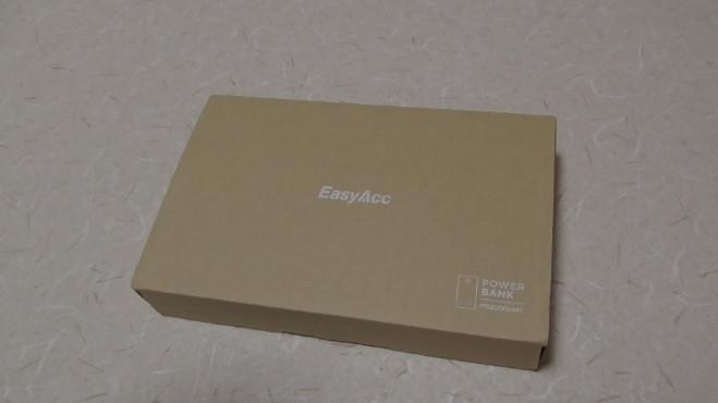 EasyAcc 20000mAhモバイルバッテリーPB20000MS2