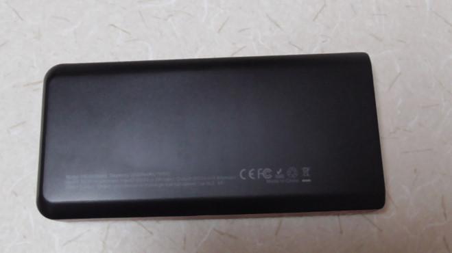 EasyAcc 20000mAhモバイルバッテリーPB20000MS9-094