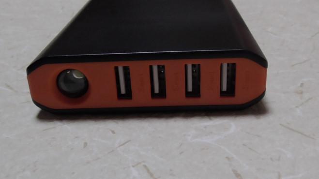 EasyAcc 20000mAhモバイルバッテリーPB20000MS-33-580