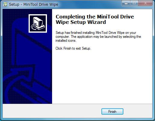 MiniTool Drive Wipe3 03-46-33-856