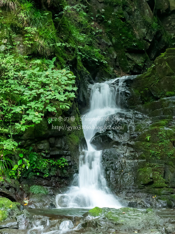 九頭龍の滝 H