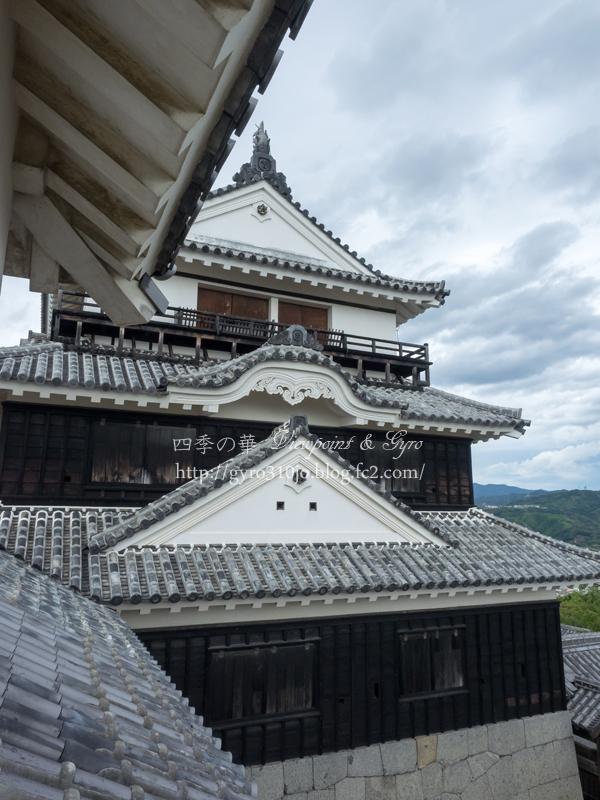 松山城 I