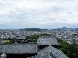 松山城 O