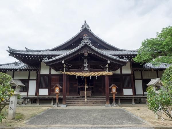湯神社 H