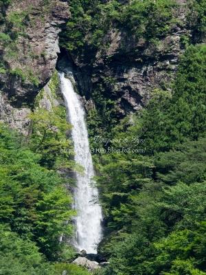 大荒の滝 E
