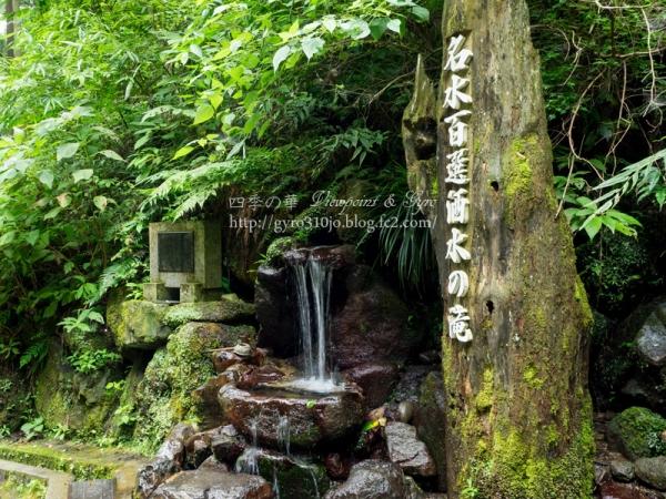 洒水の滝 D
