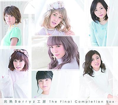 完熟Berryz工房「The Final Completion Box」(初回生産限定B)(DVD2枚付)