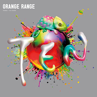 ORANGE RANGE「TEN」