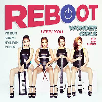 Wonder Girls「Reboot」