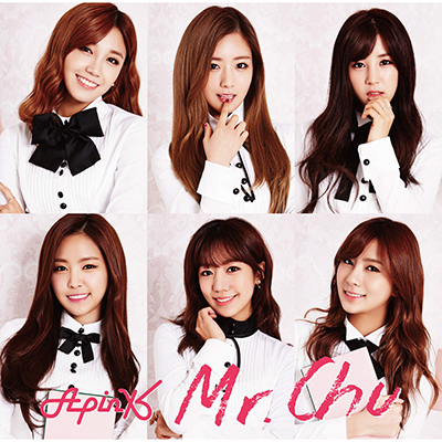Apink「Mr. Chu(On Stage)~Japanese Ver.~」