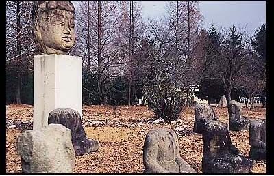 朝鮮 仏教弾圧1