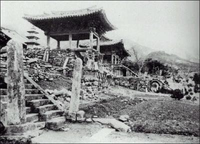 朝鮮 仏教弾圧