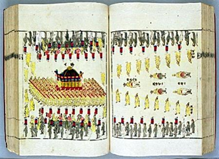 朝鮮王室儀軌、明成皇后国葬都監儀軌