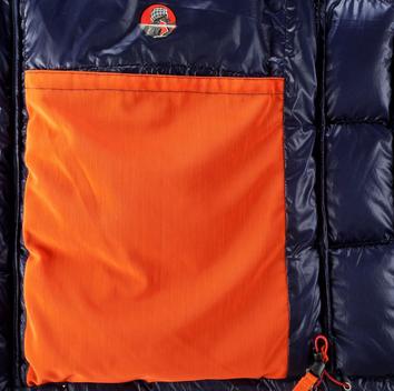 暖かく軽量コンパクトQuechua(ケシュア) BIONNASSAY 1000 ダウンジャケット メンズ