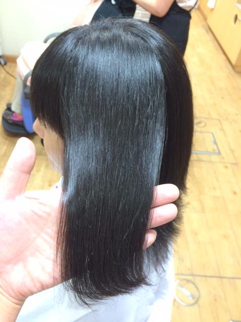 艶髪特集パート4 手触りナチュラルな縮毛矯正