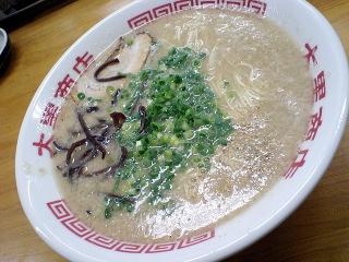 福岡 ラーメン 大黒商店