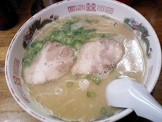 福岡 樋井川 ラーメン 冨ちゃん とみちゃん