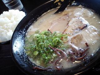 福岡 野方 ラーメン 金豚