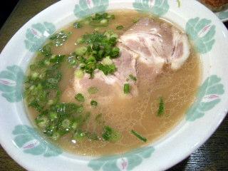 福岡 ラーメン 平尾 麺9
