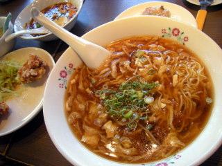 福岡市 西区 ラーメン 趙の家 酸辣湯麺