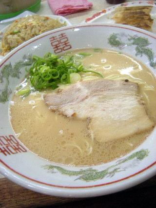 餃子の王将 香椎 福岡 東区 ラーメン
