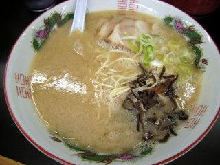福岡 ラーメン 東区 箱崎 昇龍