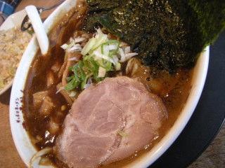 福岡 東区 ラーメン 味の時計台