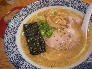 福岡 中央区 平尾 博多中華そば まるげん 豚飯