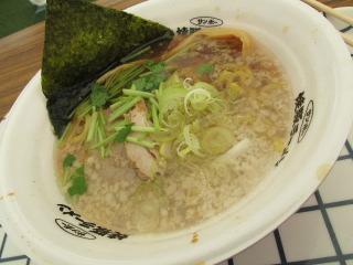 福岡 ラーメンショー 東京ラーメン 醤油