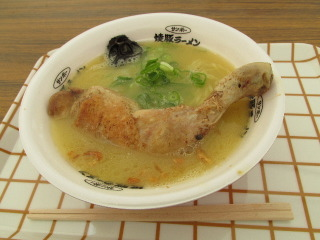 福岡ラーメンショー 2014 鶏王けいすけ