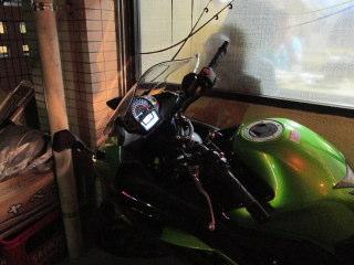 ninja400 kawasaki limegreen