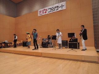 武田一家 ヨンマルファンク きずなコンサート