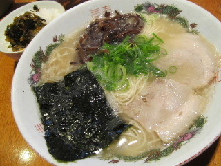 古賀 ラーメン 一葉軒