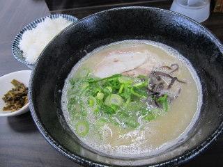 福岡 博多 月隈 新地ラーメン