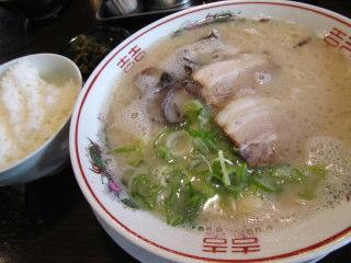 中央区 親富孝通り ラーメン 満麺屋