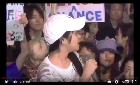 【笑劇】SEALDsに自称0歳児現る【時空を超えた学生】 [嫌韓ちゃんねる ~日本の未来のために~ 記事No4794