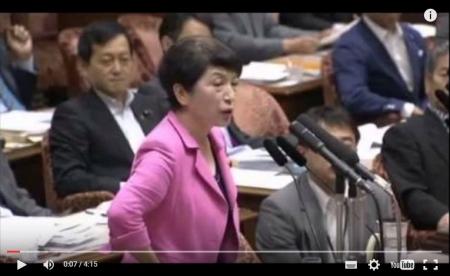福島瑞穂が「日本人の子供は何百年たとうが中韓に謝罪しろ」国会で安倍談話に反日発言! [嫌韓ちゃんねる ~日本の未来のために~ 記事No4828