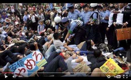 【画像あり】安保法案反対デモの参加者が韓国人である証拠ww [嫌韓ちゃんねる ~日本の未来のために~ 記事No5279