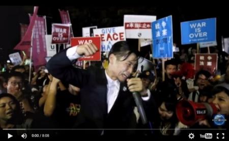 【動画】海外の反応「日本の学生がこんな愚かとは…」 SEALDsに海外から厳しい声 [嫌韓ちゃんねる ~日本の未来のために~ 記事No5310 (1)