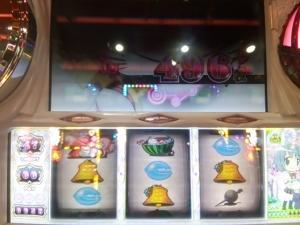 2015-09-18-16 押し順ミス496枚