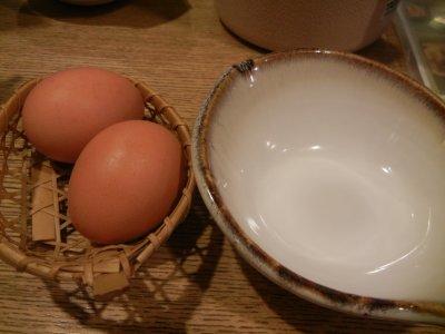 サービスの卵