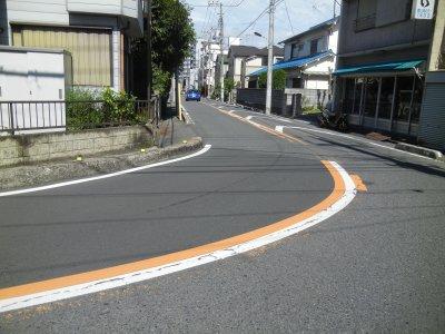新宿(下宿)の跡か