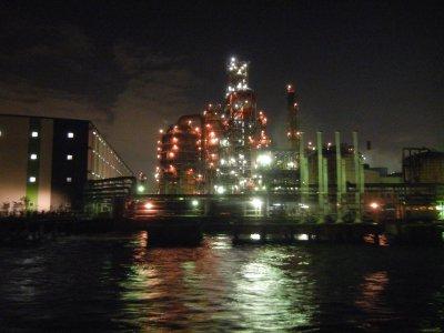 東亜石油製油所