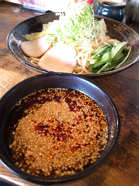 150429ばくだん屋土橋店-広島つけ麺