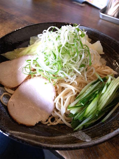 150429ばくだん屋土橋店-広島つけ麺・麺